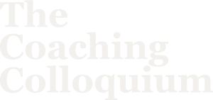 the coaching colloquium oxford beige
